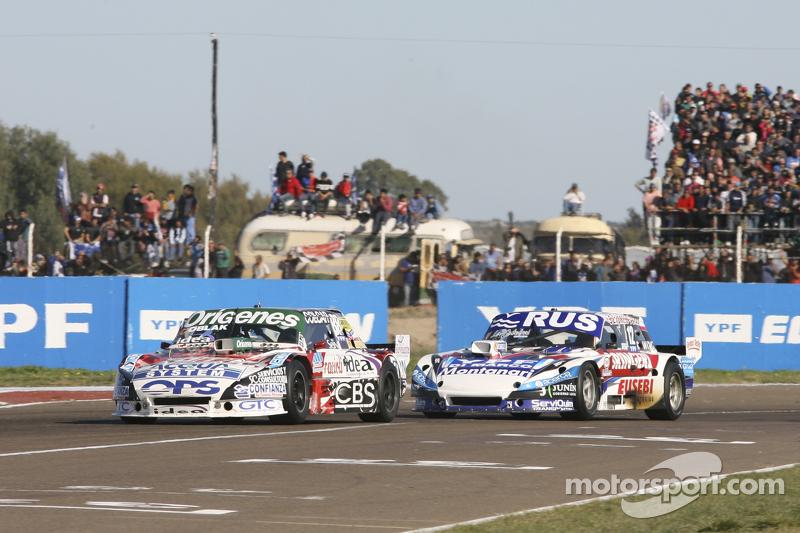 Camilo Echevarria, Coiro Dole Racing, Torino, und Gabriel Ponce de Leon, Ponce de Leon Competicion, Ford
