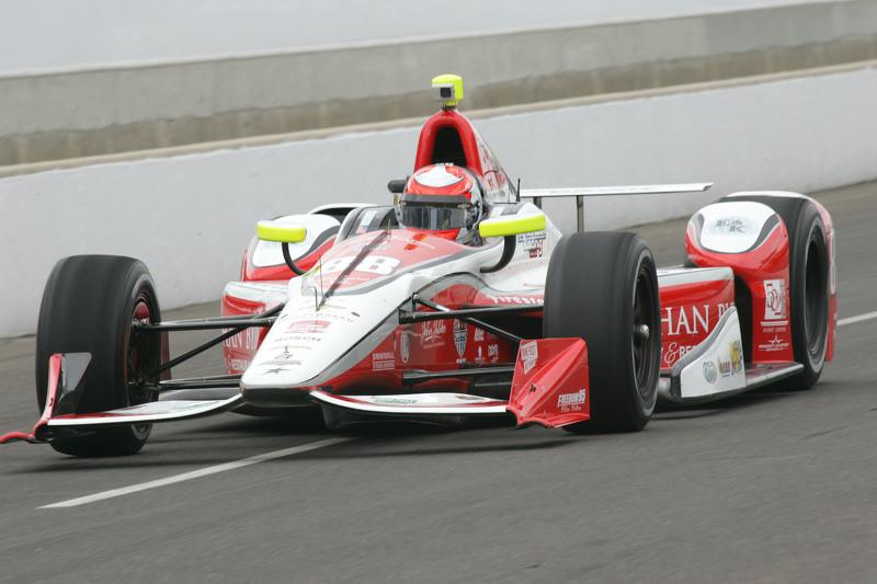 Bryan Clauсин, KV Racing Technology