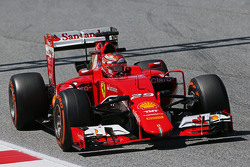 Рафаэле Марчелло, тестовый пилот Ferrari SF15-T