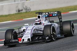 Алекс Линн, Williams FW37