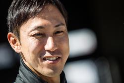 Gazoo Racing photoshoot: Hiroaki Ishiura