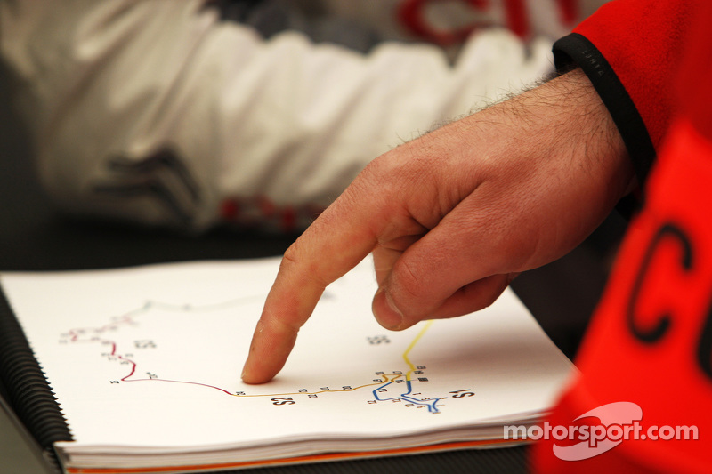 Notes for the Nürburgring