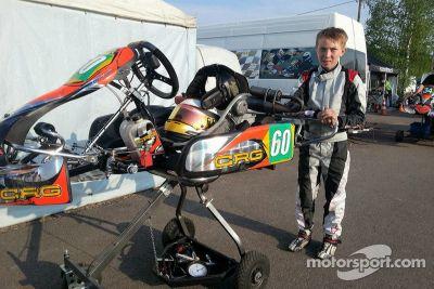 Annuncio Aleksi Potter/Ricky Flynn Motorsports