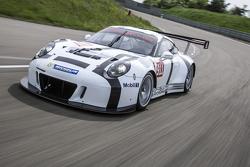سيارة بورشه 911 جي.تي3 آر الجديدة