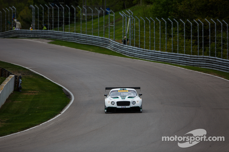 #20 Bentley Team Dyson Racing Bentley Continental GT3: Butch Leitzinger