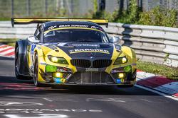 #19 Schubert Motorsport BMW Z4 GT3 : Dirk Müller, Alexander Sims, Dirk Werner, Marco Wittmann
