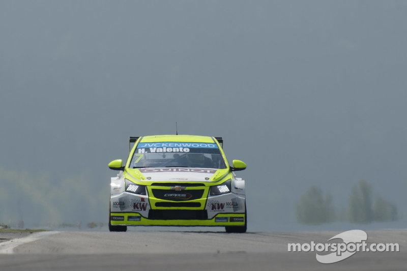 Hugo Valente, Campos Racing, Chevrolet RML Cruze