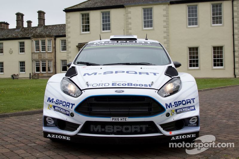 New Ford Fiesta RS WRC