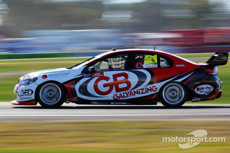 Dale Wood, Brad Jones Racing Holden