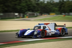 BR01-Nissan команды SMP Racing: Михаил Алёшин, Антон Ладыгин, Кирилл Ладыгин