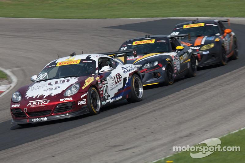 #00 Motorsports Promotions, Porsche Cayman: Corey Fergus