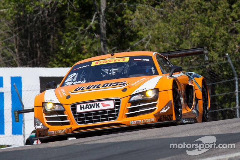 #2 CRP Racing, Audi R8: Mike Skeen