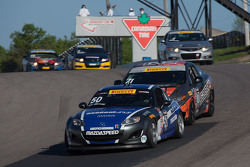 #50 BERG Racing, Mazda MX5: Dinah Weisberg
