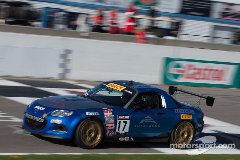 #17 Hale Motorsports, Mazda Mx5: Randy Hale