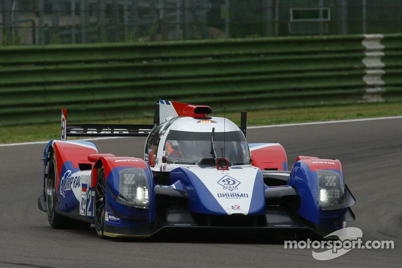 #27 SMP Racing, BR01 Nissan: Maurizio Mediani, David Markozov, Nicolas Minassian