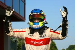 Le vainqueur Tristan Gommendy
