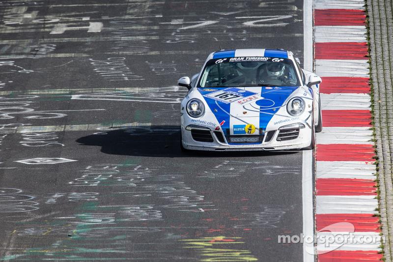 #167 Aesthetic Racing, Porsche 991: Stein Tveten, Yannick Fübrich, Niko Nurminen