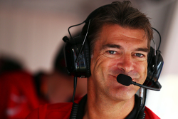Graeme Lowdon, Manor F1 Team Chief Executive Officer