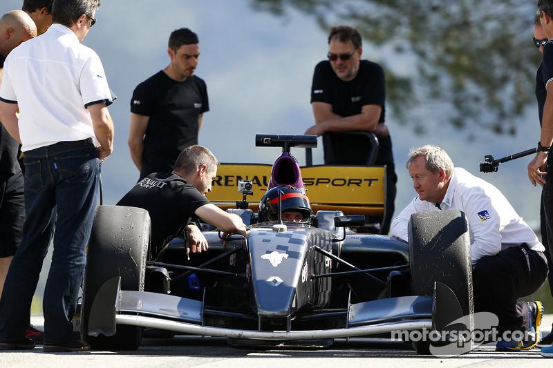 Michelin testet Reifen mit 17 und mit 18 Zoll