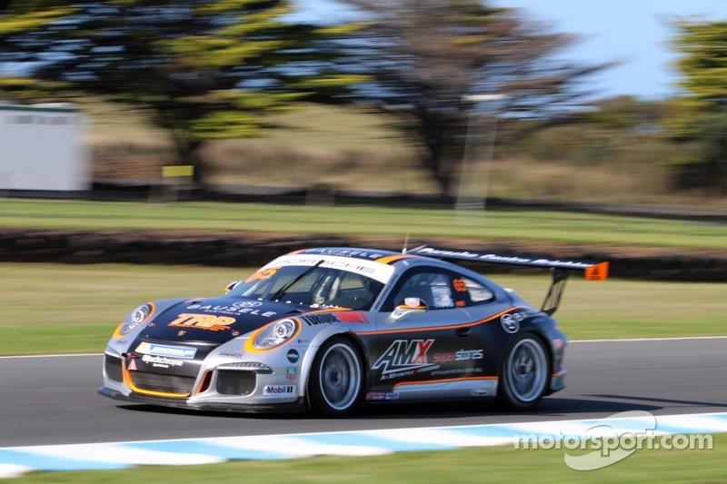 Fraser Ross, David Ryan, Porsche 911 GT3 Kupası