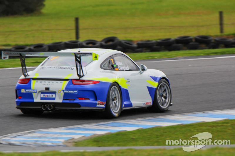 Метт Кемпбелл, Tim Miles, Porsche 911 GT3 Cup