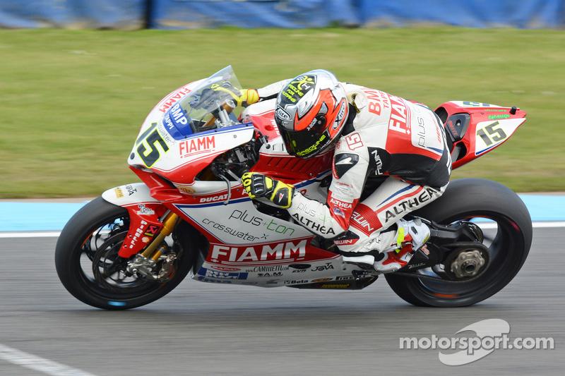Matteo Baiocco, Althea Racing