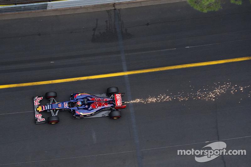 F1, Monte Carlo 2015: Max Verstappen, Toro Rosso STR10