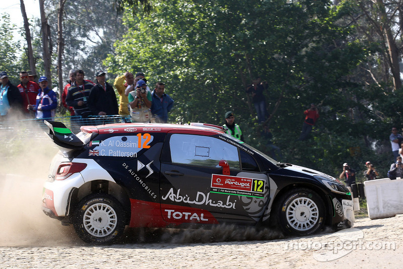 Khalid Al-Qassimi, dan Chris Patterson, Citroën DS3