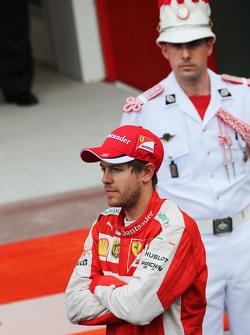 Sebastian Vettel, Ferrari di podium
