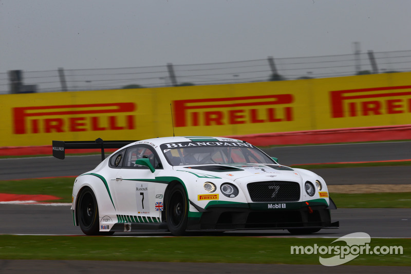 #7 Bentley Team, M-Sport Bentley Continental GT3: Steven Kane, Guy Smith, Andy Meyrick