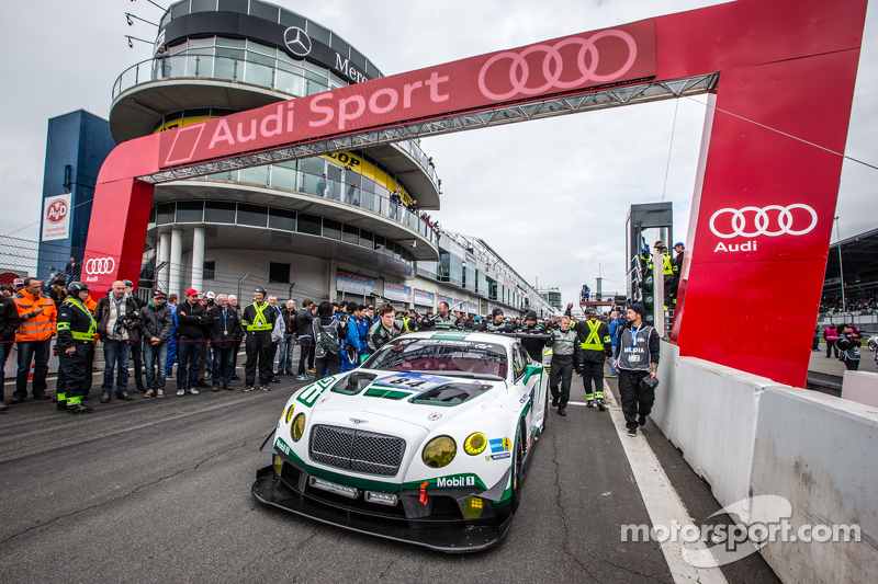 #84 Bentley Team, Bentley Continental GT3