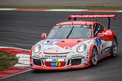 #75 отримуєpeed Performance Porsche 997 GT3 Cup: Adam Osieka, Dieter Schornstein, Andy Sammers