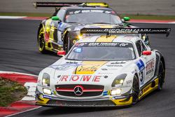 #23 Rowe Racing Mercedes-Benz SLS AMG GT3: Klaus Graf, Christian Hohenadel, Nico Bastian, Томас Ягер