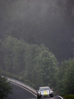 #178 Black Falcon Porsche Cayman: Sören Spreng, Aurel Schoeller, Christian Raubach