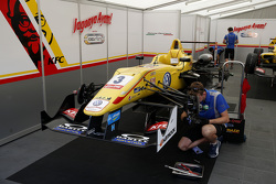 Antonio Giovinazzi, Jagonya Ayam mit Carlin, Dallara F312 - Volkswagen