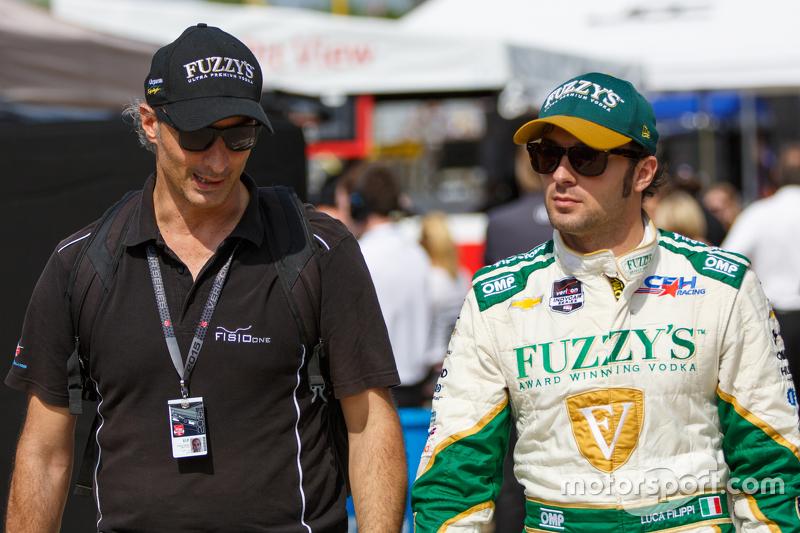 Luca Filippi, CFH Racing, Chevrolet