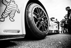 Detail ban #53 Riley Motorsports Dodge Viper GTS-R