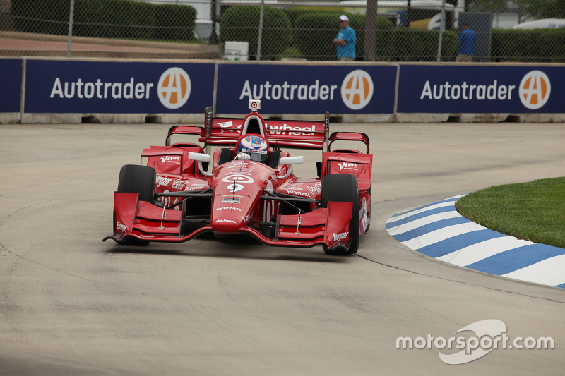 Scott Dixon, Chip Ganassi Racing, Chevrolet