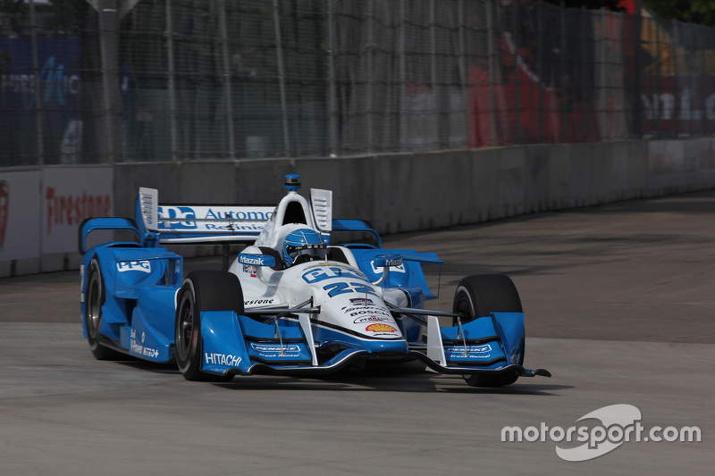 Simon Pagenaud, Team Penske, Chevrolet