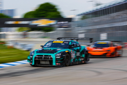 #33 Always Evolving Racing, Nissan GT-R-GT3: JD Davison