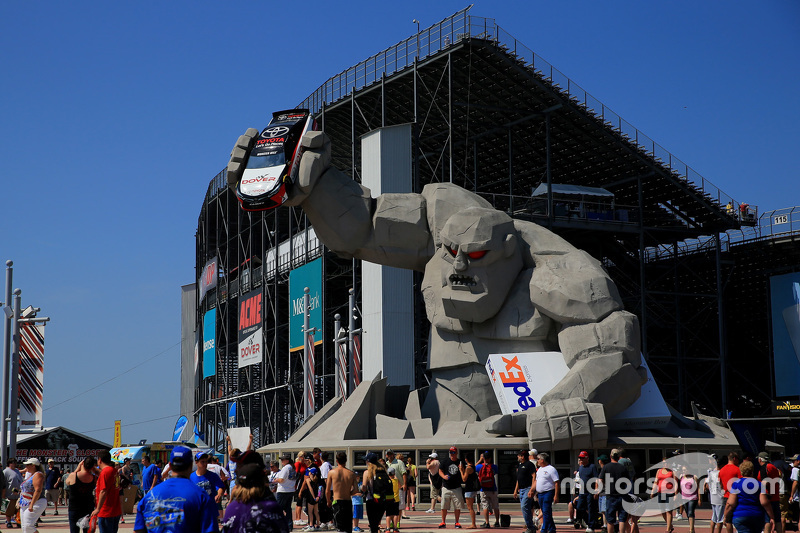 Miles the Monster at Dover