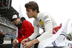 Edoardo Mortara, Audi Sport Team Abt, Audi RS 5 DTM, und Adrien Tambay, Audi Sport Team Abt Sportsline, Audi RS 5 DTM
