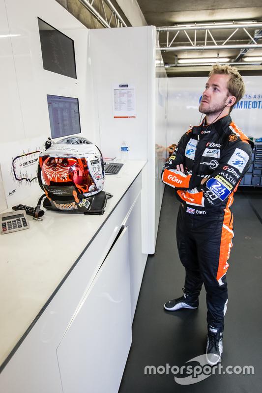 #26 G-Drive Racing, Ligier JS P2: Sam Bird