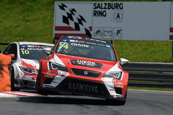 Пепе Оріола, SEAT Leon, Craft Bamboo Racing LUKOIL
