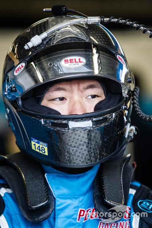 #29 Pegasus Racing Morgan LM P2: David Cheng