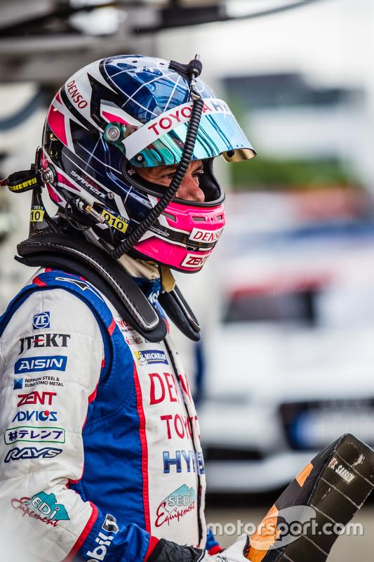 #2 Toyota Racing Toyota TS040 Hybrid: Stéphane Sarrazin