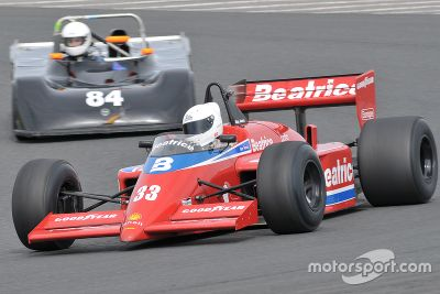 Formula 1 storiche a Eastern Creek