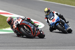 Marco Melandri, Aprilia Racing Team Gresini e Alex de Angelis, Ioda Racing Project ART Aprilia