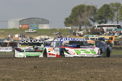 Mathias Nolesi, Nolesi Competicion, Ford, und Gaston Mazzacane, Coiro Dole Racing, Chevrolet