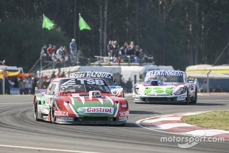 Jose Manuel Urcera, JP Racing Torino and Mathias Nolesi, Nolesi Competicion Ford